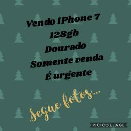 Vendo IPhone 7 de 128gb
