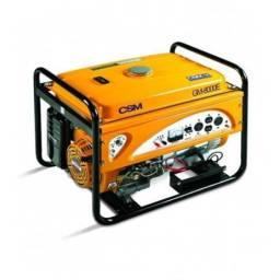 Gerador à Gasolina 8KVA com Partida Elétrica GM 8000E CSM
