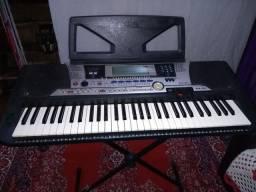 teclado yamaha prs 550