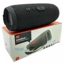 Caixa de Som Charge 3 TeG Bluetooth 10W<br><br>