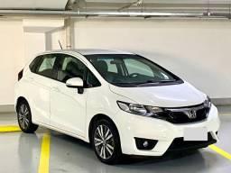 Honda FIT EX - Couro + Multimidia - Completamente Novo