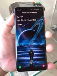 Galaxy s10 completo mais novo da olx