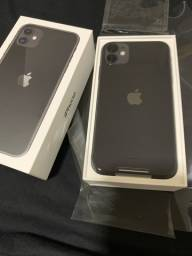 IPhone 11 Preto 64Gb Lacrado