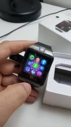 Smartwatch q18 com whatsapp (aberto para teste)