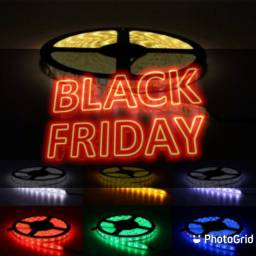 Fitas led cor unica , oferta Black Friday ,
