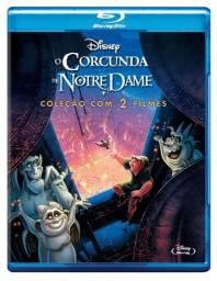 Bluray O Corcunda de Notre Dame - Disney - Raríssimo