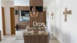 Apartamento com 2 dormitórios à venda, 59 m² por R$ 230.000,00 - Vila Rosa - Goiânia/GO