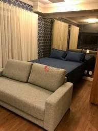 Apartamento com 1 dormitório para alugar, 35 m² por R$ 1.700/mês - Jardim Tarraf II - São