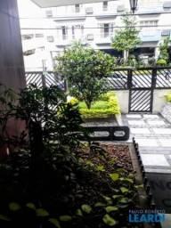 Apartamento à venda com 2 dormitórios em José menino, Santos cod:562879