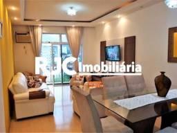 Apartamento à venda com 2 dormitórios em Grajaú, Rio de janeiro cod:MBAP24019