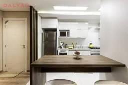 Apartamento Garden com 2 dormitórios à venda, 65 m² por R$ 528.550,00 - Cristo Rei - Curit