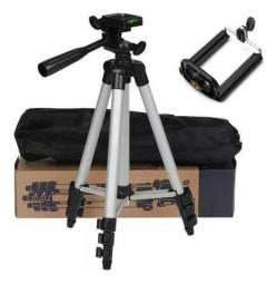 Ripé Universal Telescópico Para Câmera E Celular 1,02m