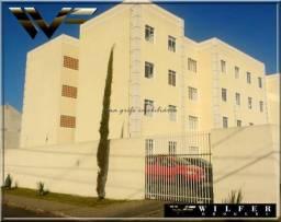 Apartamento à venda com 2 dormitórios em Palmital, Colombo cod:w.a7090