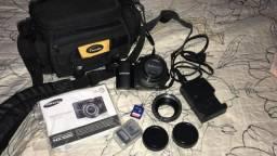 Câmera Sangung NX1000