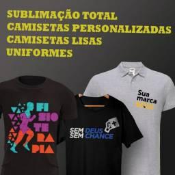 Camisetas e uniformes no melhor preço e qualidade faça seu orçamento.