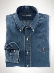 Camisa Jeans RL