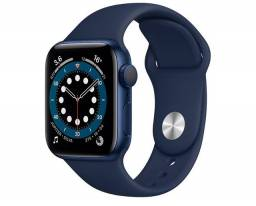 Apple Watch - Serie 6 - Azul - 44mm