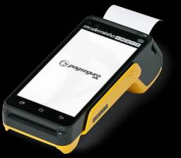 Moderninha Smart Maquininha de cartão PagSeguro atacado e varejo