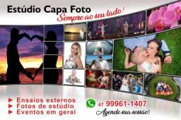 Ensaio Fotográfico, Estúdio Fotografia