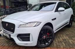 Jaguar F-pace 2.0 2019 único dono com apenas 13.000km imperdível