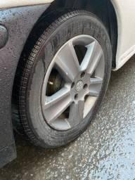 Troco por aro 17 com pneus