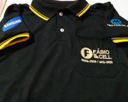 Camisas para eventos e fardamentos para sua empresa.