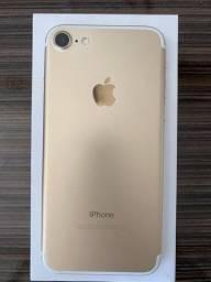 IPhone 7 32 Gb Dourado 100% de Bateria