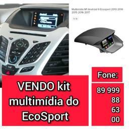 Kit multimidia do EcoSport