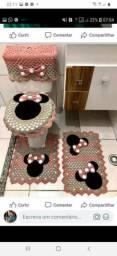 Tapetes de banheiro na promoção