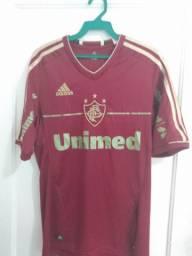 Camisa do Fluminense P - Grená - Raridade - ano 12/13