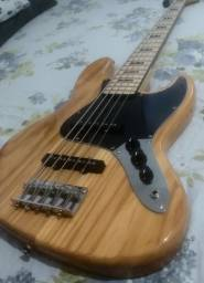 Jazz Bass JBS-55 Strinberg!