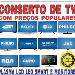 FAÇO MANUTENÇÃO EM TV LED LCD PLASMA. ORÇAMENTO GRÁTIS E RÁPIDO