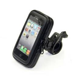 Suporte Case para Celular Gps Moto Bike À Prova D'água (Novo na Caixa)