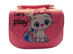 Bolsa de Gato Gatinho Infantil