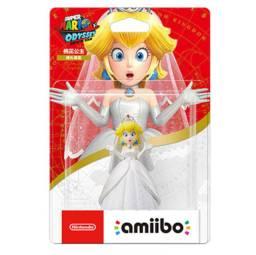 Amiibo Mario Odyssey - Peach
