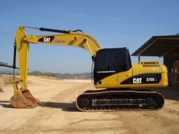 Vende-se Máquina Escavadeira Caterpillar 315CL
