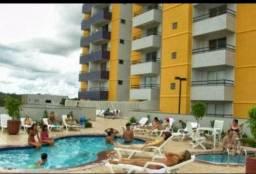 Vendo Caldas Novas Paradise c parque aquático termal $120mil
