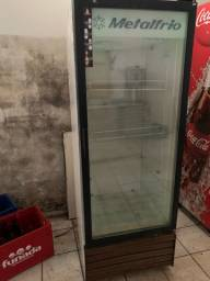 Freezer Vertical Metal Frio 110v