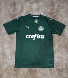 Camisa Palmeiras Home 2020