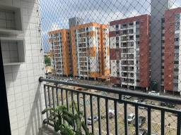 Apartamento com projetados no Grand Park Pássaros - Calhau
