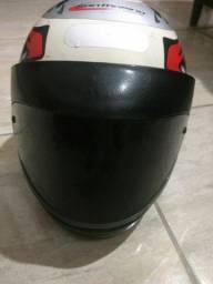 Vende-se capacete samarino n:58