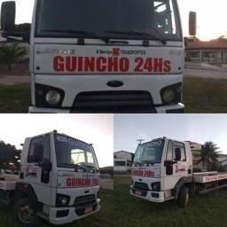 Caminhão Guincho Ford Cargo 816 2014