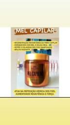 Linha Capilar.