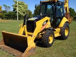 Retro Caterpillar 416E 2015 4X4