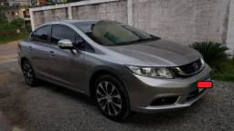 Honda Civic 2.0 Flex LXR 2016