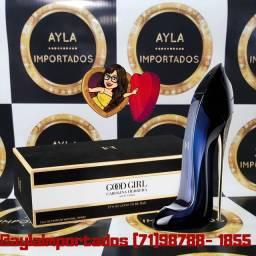 Carolina Herrera Good girl 150ml Selo Adipec/Batch Code/Nota Fiscal