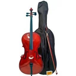 Violoncello 4/4 Giannini GCE - Novo - Somos Loja