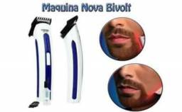 Máquina de Cortar Cabelo e Barbeador NOVA Cinza- NHC 3915