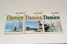 Coleção De Livros Raros Veleiro Damien De Gérard Janichon