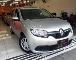 Título do anúncio: Renault Sandero Expression 1.0 4P Manual com apenas 153 km